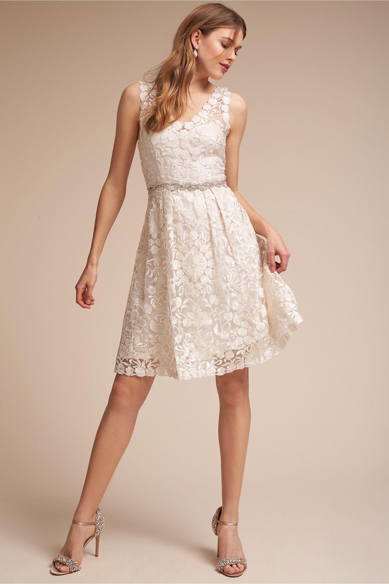 cali dress | kurzes hochzeitskleid, cocktailkleid, kleider