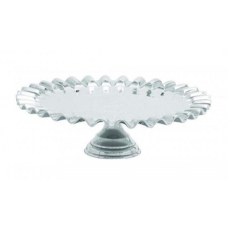 Benzara 27475 sleek and stylish cake stand cake stand
