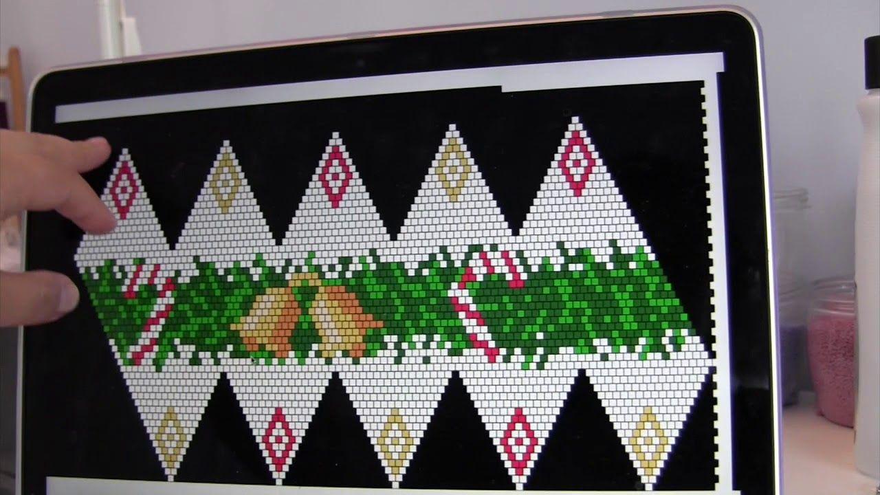 Bead Crochet Of Christmas Ornament Crochet Christmas Ornaments Beaded Ornament Covers Crochet Ornament Patterns