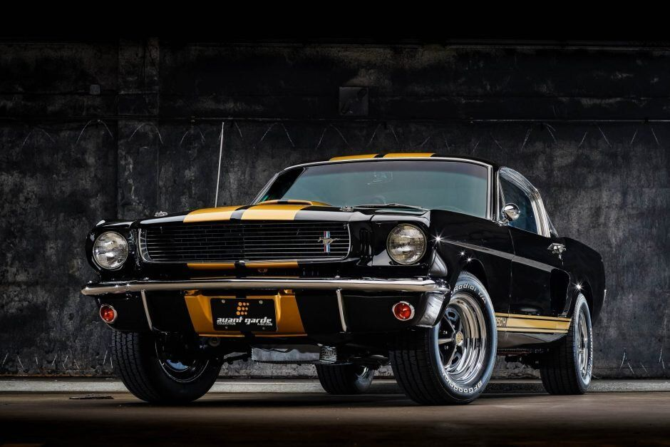 For Sale 1966 Ford Mustang Shelby Gt350h Raven Black 289ci V8 3 Speed Auto 70k Miles Stangbangers In 2020 Mustang Shelby Mustang 1966 Ford Mustang