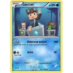 Minecraft Dantdm Pokemon Cards Images Pokemon Images Pokemon