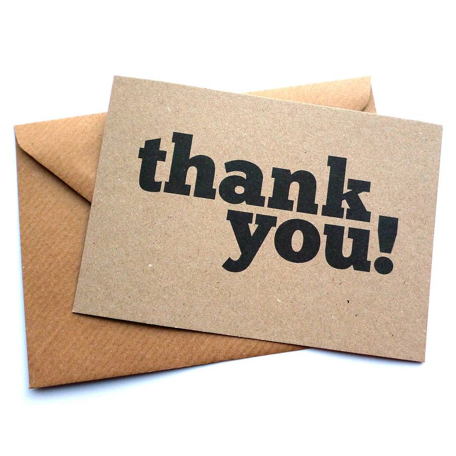 Set Of  Thank You Postcard Note Cards  Note Cards Wedding And