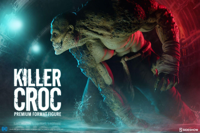 DC Comics Killer Croc Premium Format(TM) Figure by Sideshow | Sideshow Collectibles