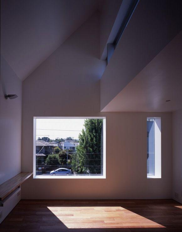 Works No.121   建築家, 住宅, 宮原