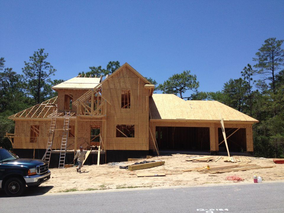 exterior home painting santa rosa beach Commercial Painting