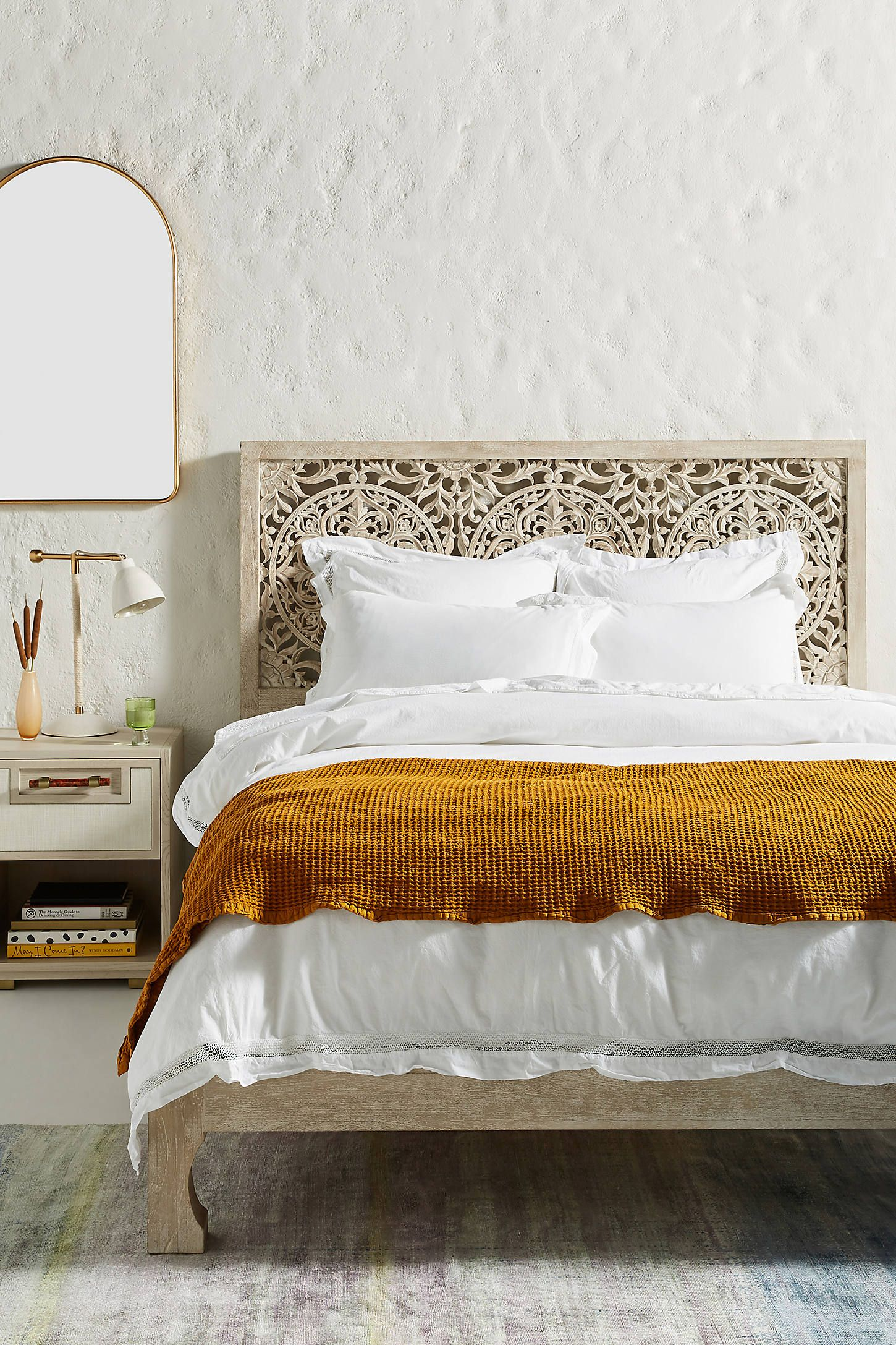 Washed Percale Clementine Duvet Cover in 2020 Duvet sets