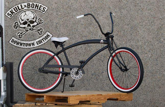 Men S Beach Cruiser Old Skool Bicycle Custom Cruisers