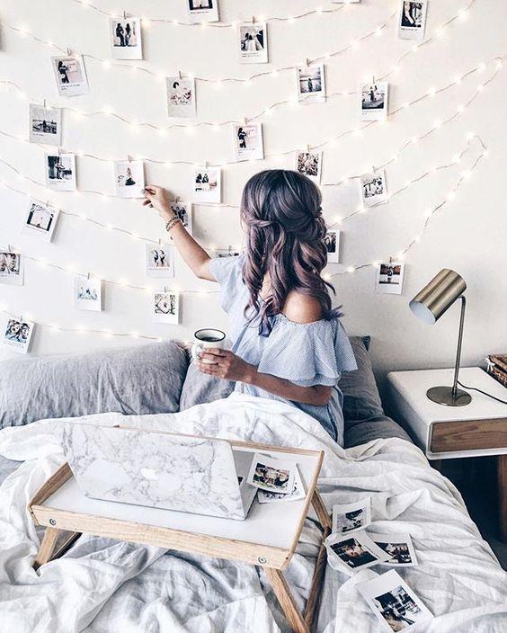 Como Decorar La Casa Estilo Tumblr Diy Girls Bedroom Girl