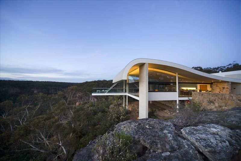 Seidler House, Joadja, NSW. This inspiring house is the inspiration for a setting in The Adila Arrangement. In the story, Stephen is kept captive here. He amuses himself by scaling the cliffs.