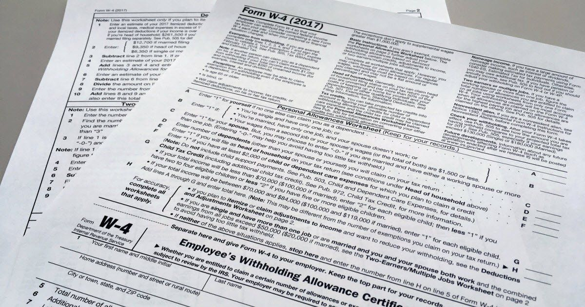 People Begin To Notice Their TakeHome Pay Increase As IRS