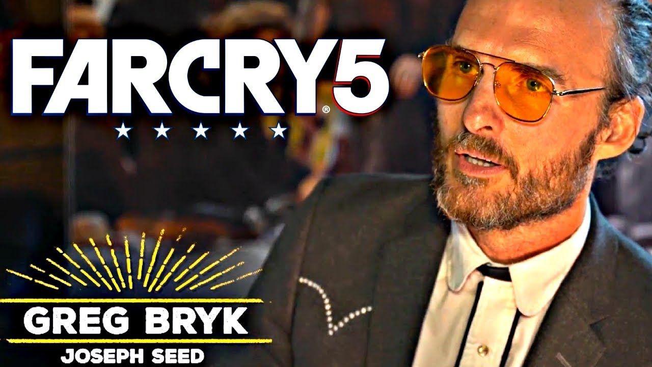 far cry 5 joseph seed actor