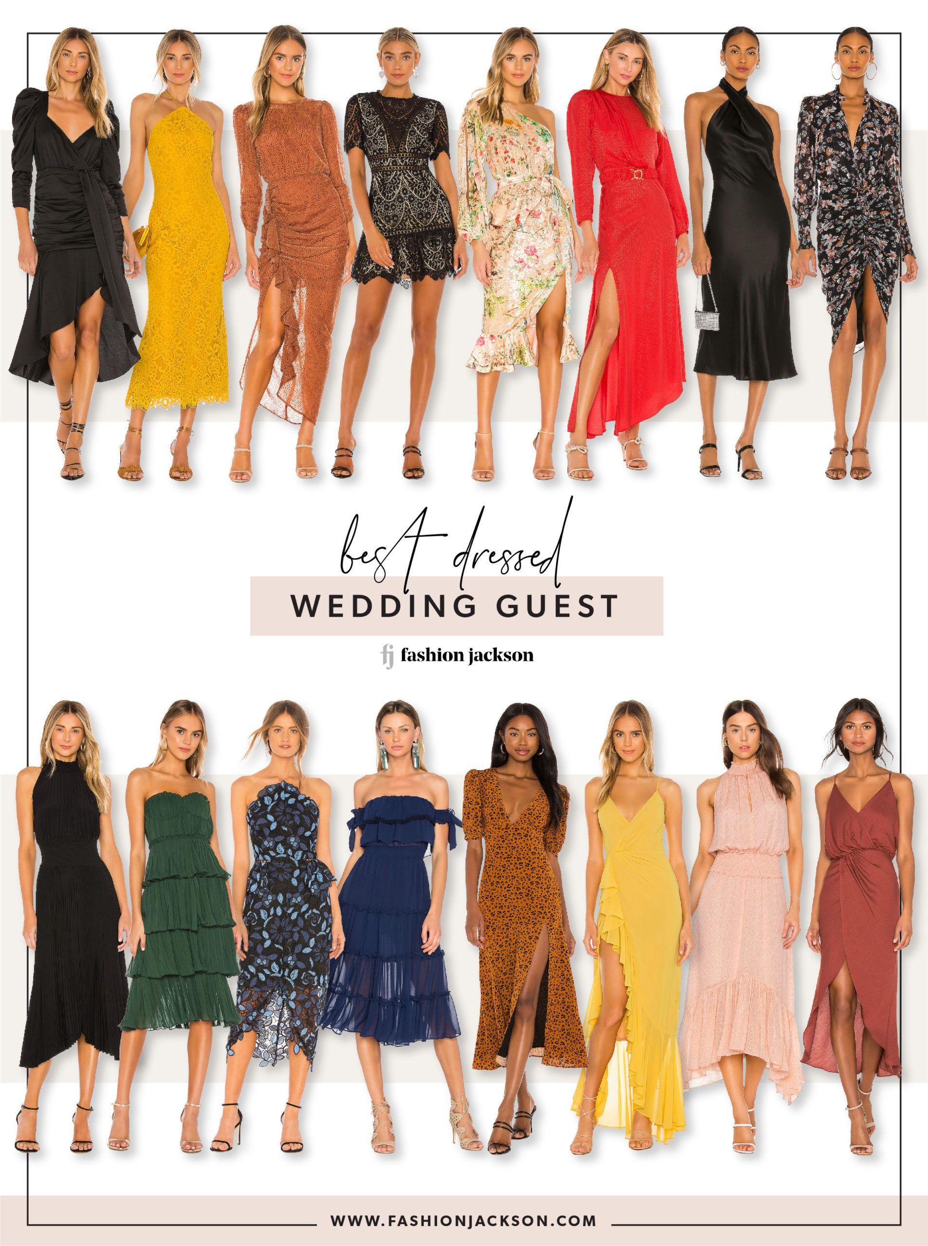 fall wedding guest dresses   Fall wedding guest dress, Wedding ...
