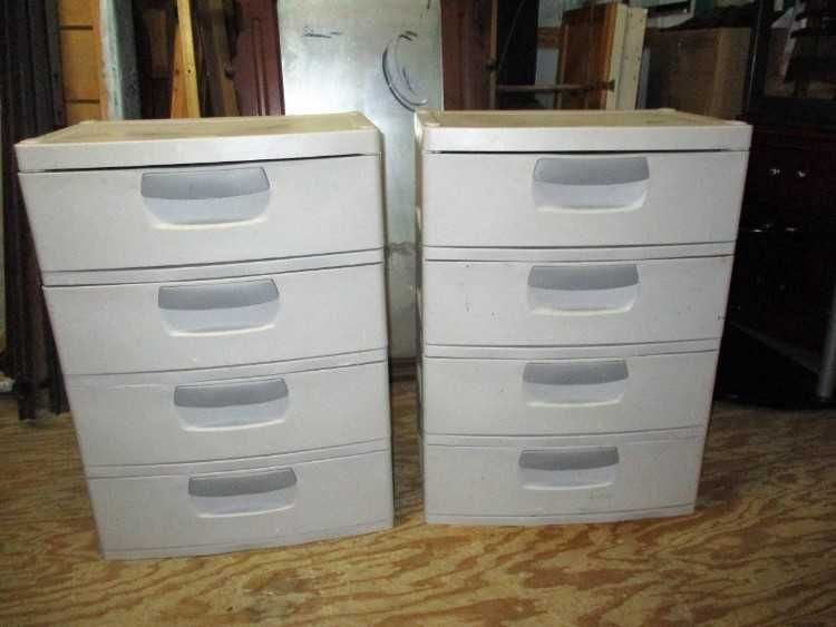 2 heavy duty 4 drawer storage bins 0d 0a 0d 0a 2420 00 each 0d rh in pinterest com