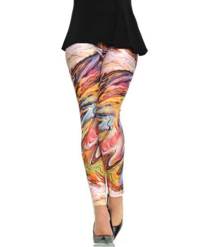 colorful-sexy-Girls-Leggings-colorful-printed-Pattern-coloured