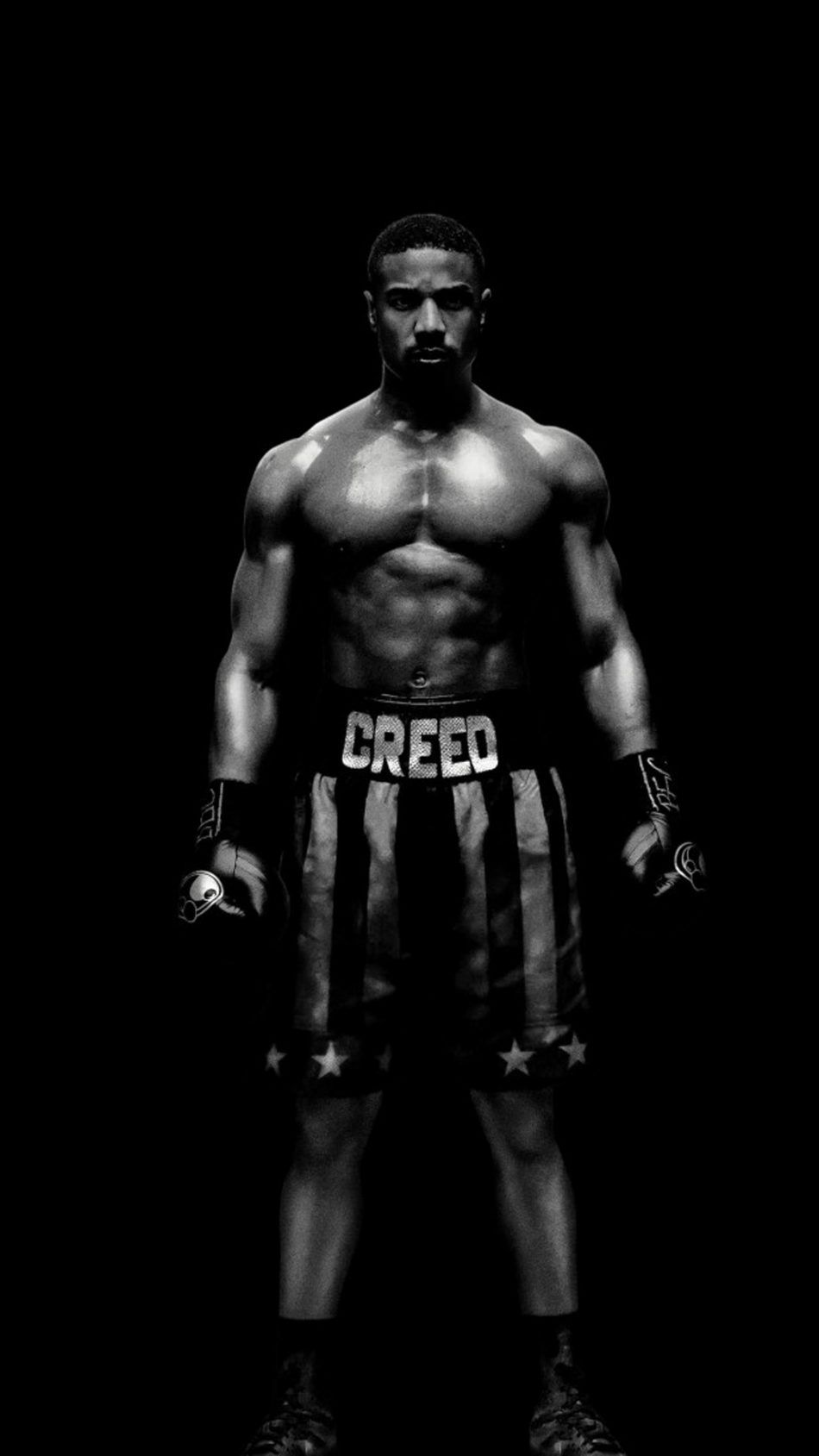 Michael B Jordan Creed Ii 4k Ultra Hd Mobile Wallpaper Michael B Jordan Creed Boxing Micheal B Jordan