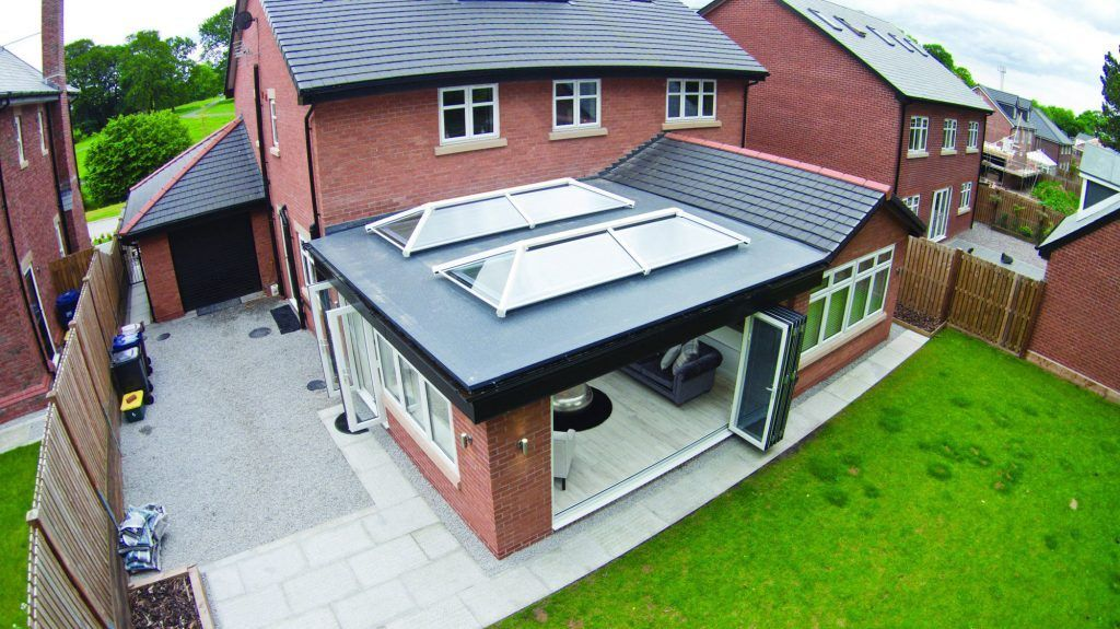 Small Home Extensions Velux, Guardian and SIP Panel