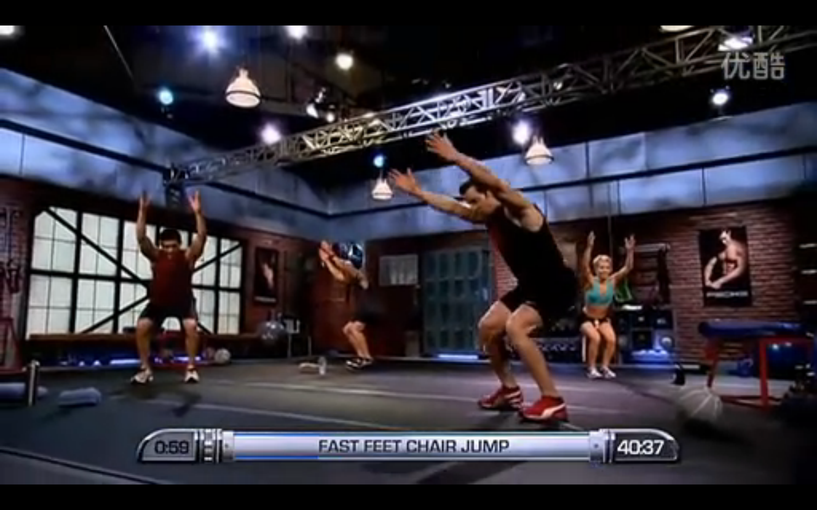 P90X2 Plyocide, Workout #2 (52mins) | Exercise | Workout