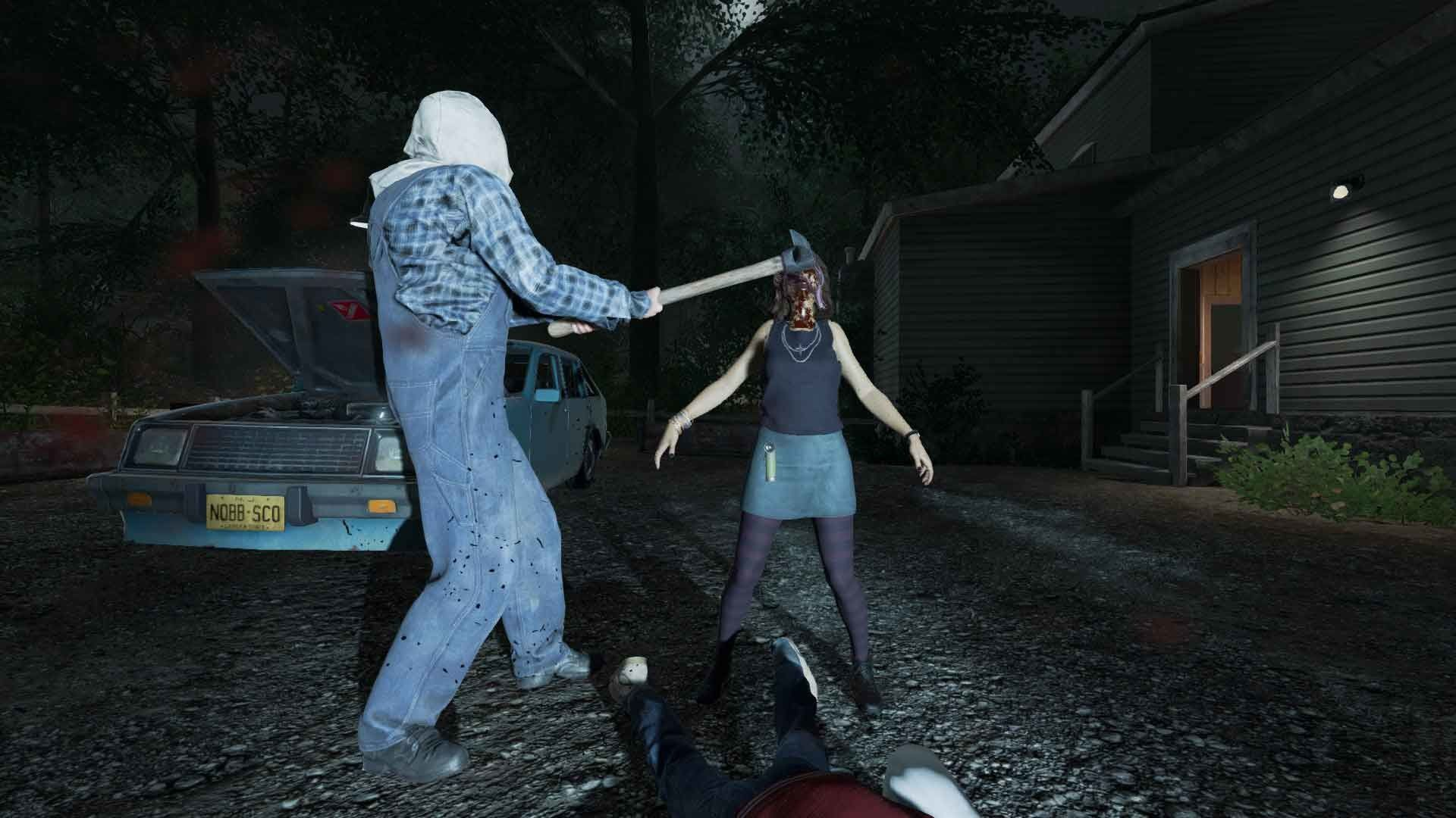 1920x1080 Friday The 13th The Game Kill Friday The 13th Jason