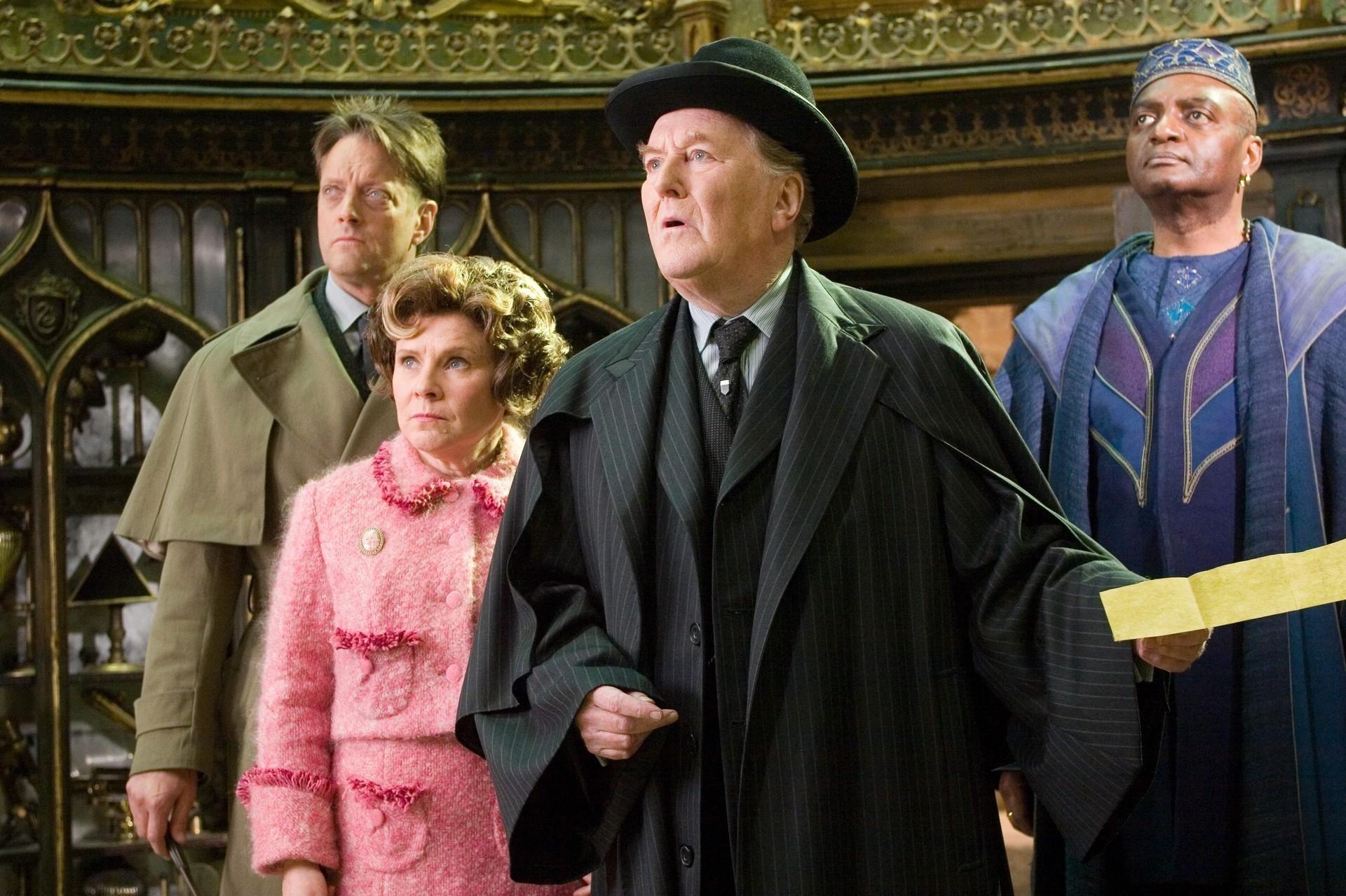 Cornelius Fudge Harry Potter Characters Harry Potter Voldemort Harry Potter Stories