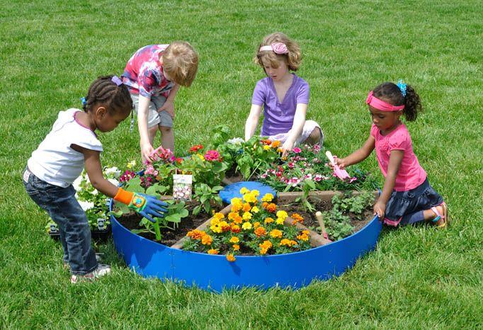 Backyard Gardening With Kids   Preschool garden, Garden and Gardens