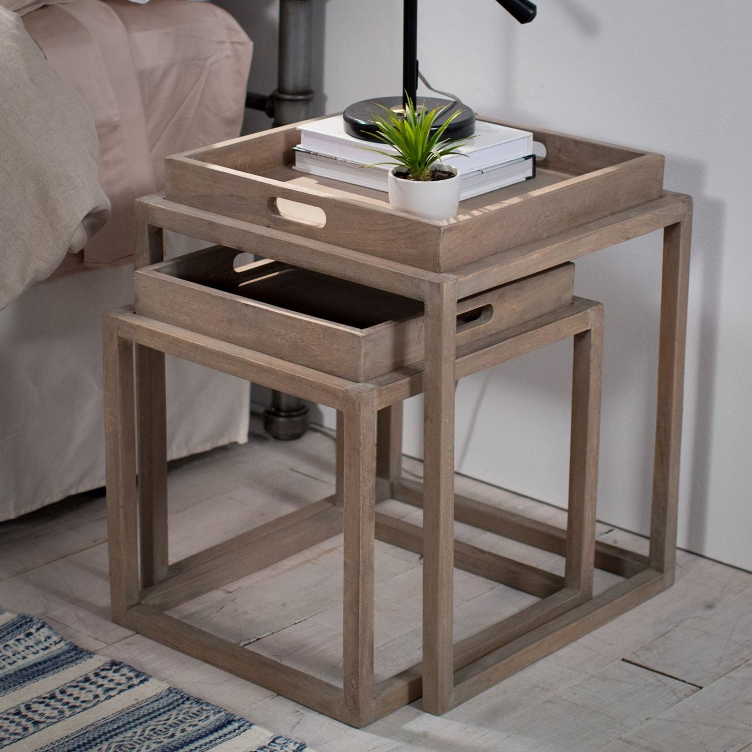 Add style and functionality to any living space with these