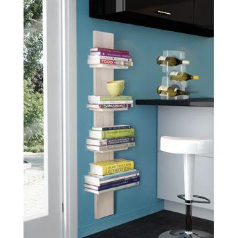 fabriquer une tag re murale contemporaine dreamy projects pinterest wall shelf unit. Black Bedroom Furniture Sets. Home Design Ideas