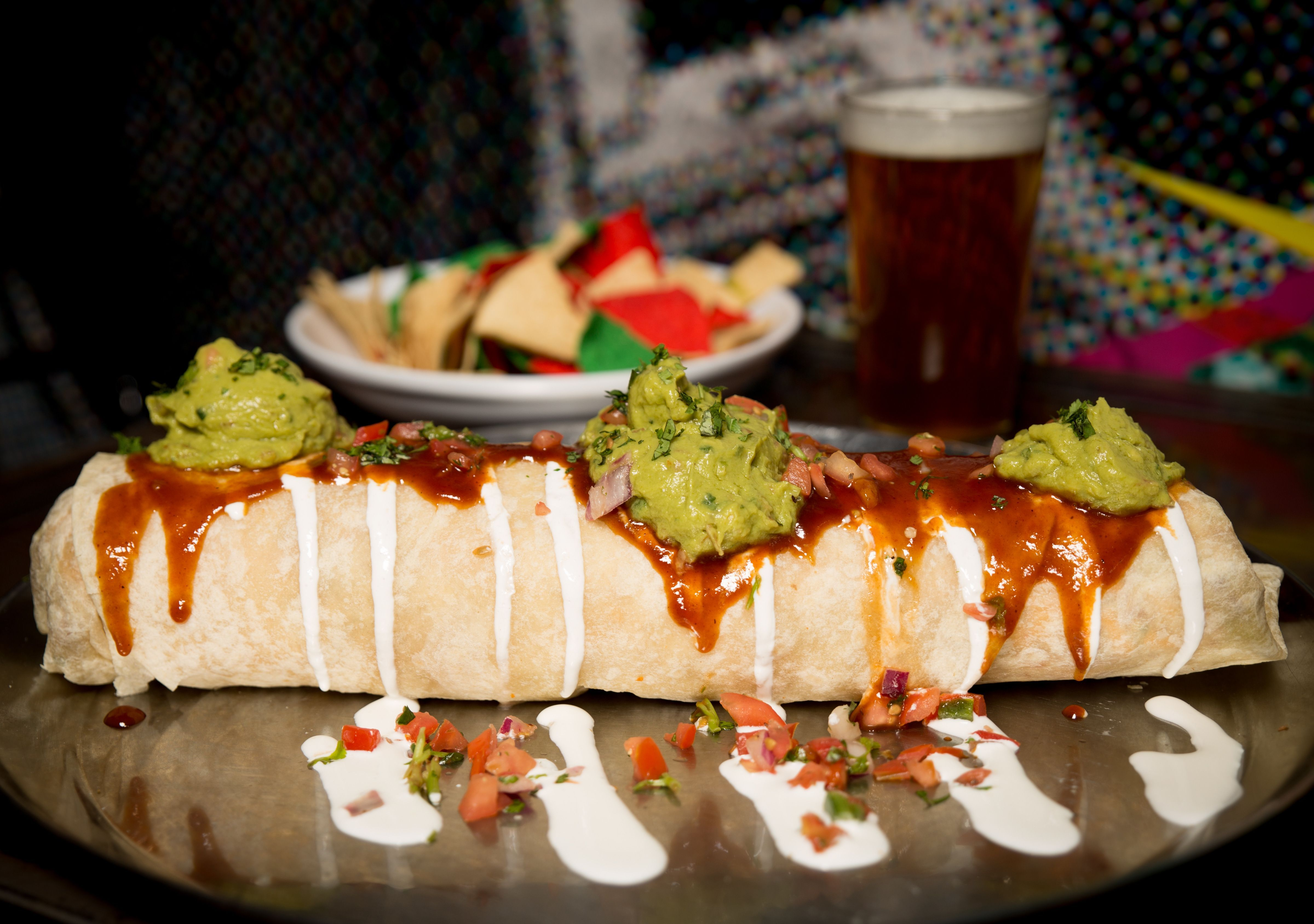Are you hungry enough to take on these vegas food