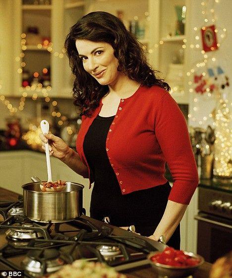 My Children Won T Eat My Food Confesses Tv Chef Nigella Lawson