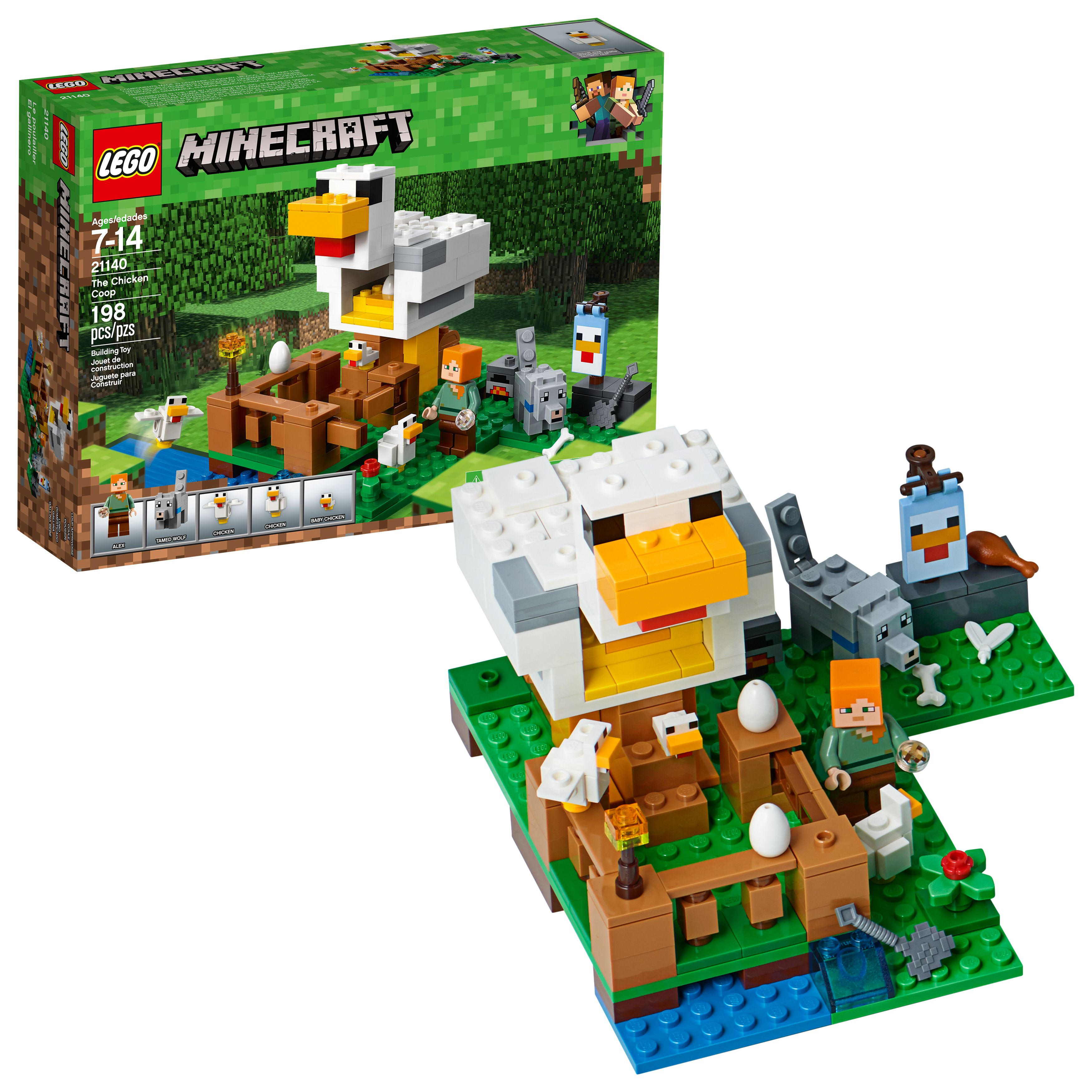 Toys Lego minecraft, Minecraft, Lego sets