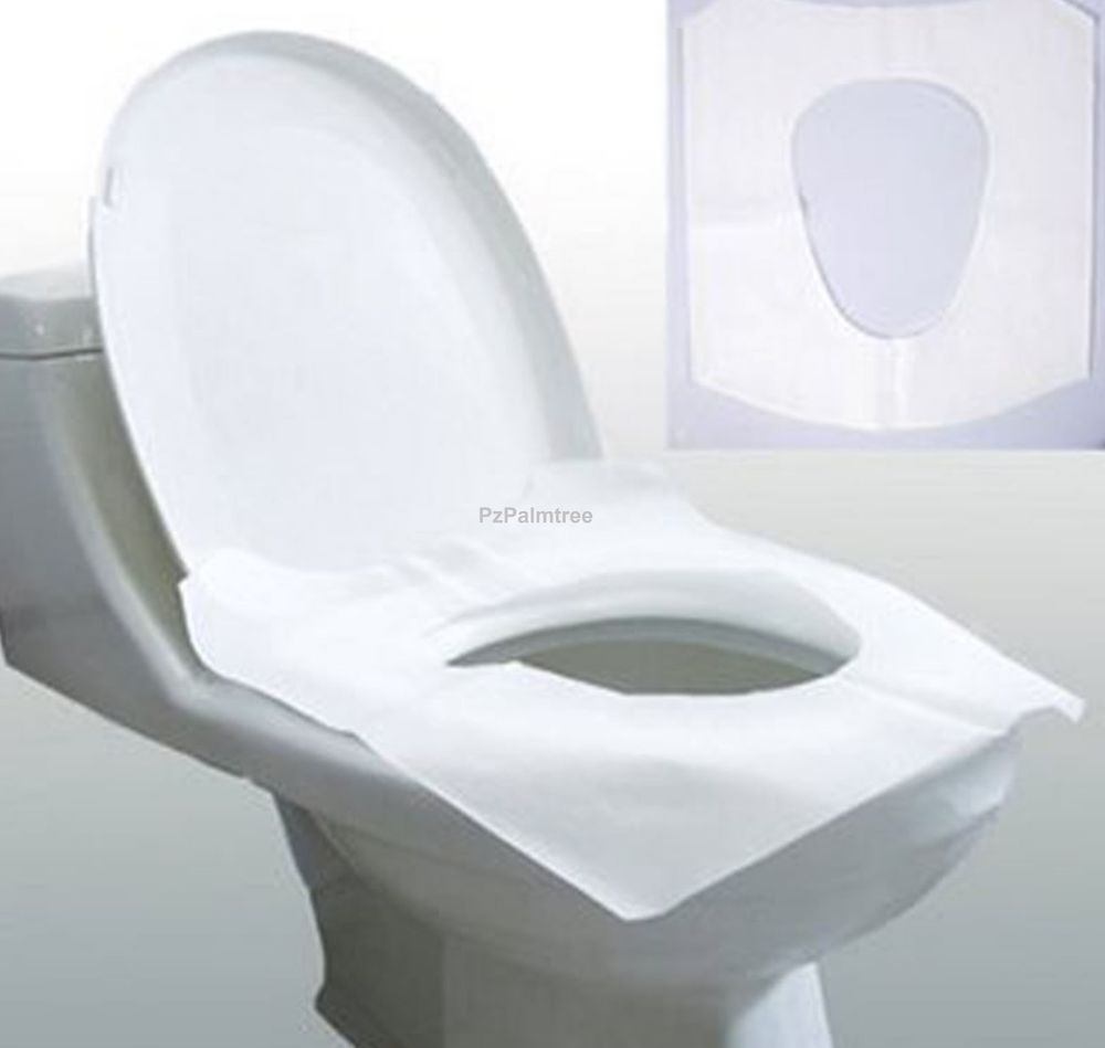 Details About 15 30 45 60 Disposable Toilet Seat Covers