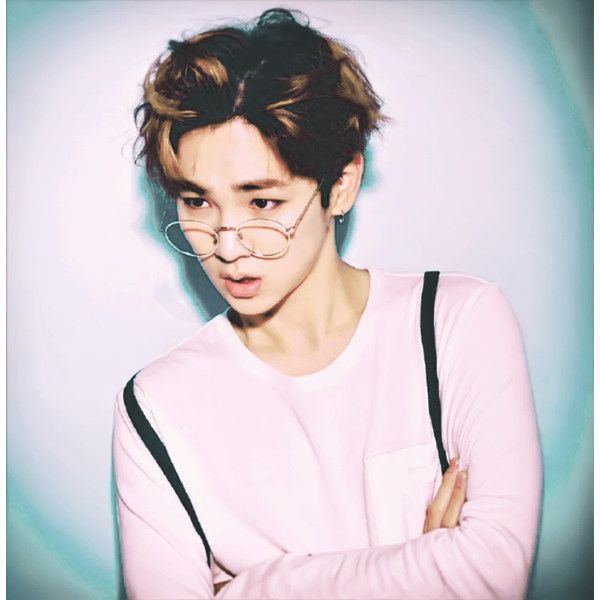SHINee's Key Is Shocked SHINyan Is Real + Longer 'Because of You For... ❤ liked on Polyvore featuring kpop