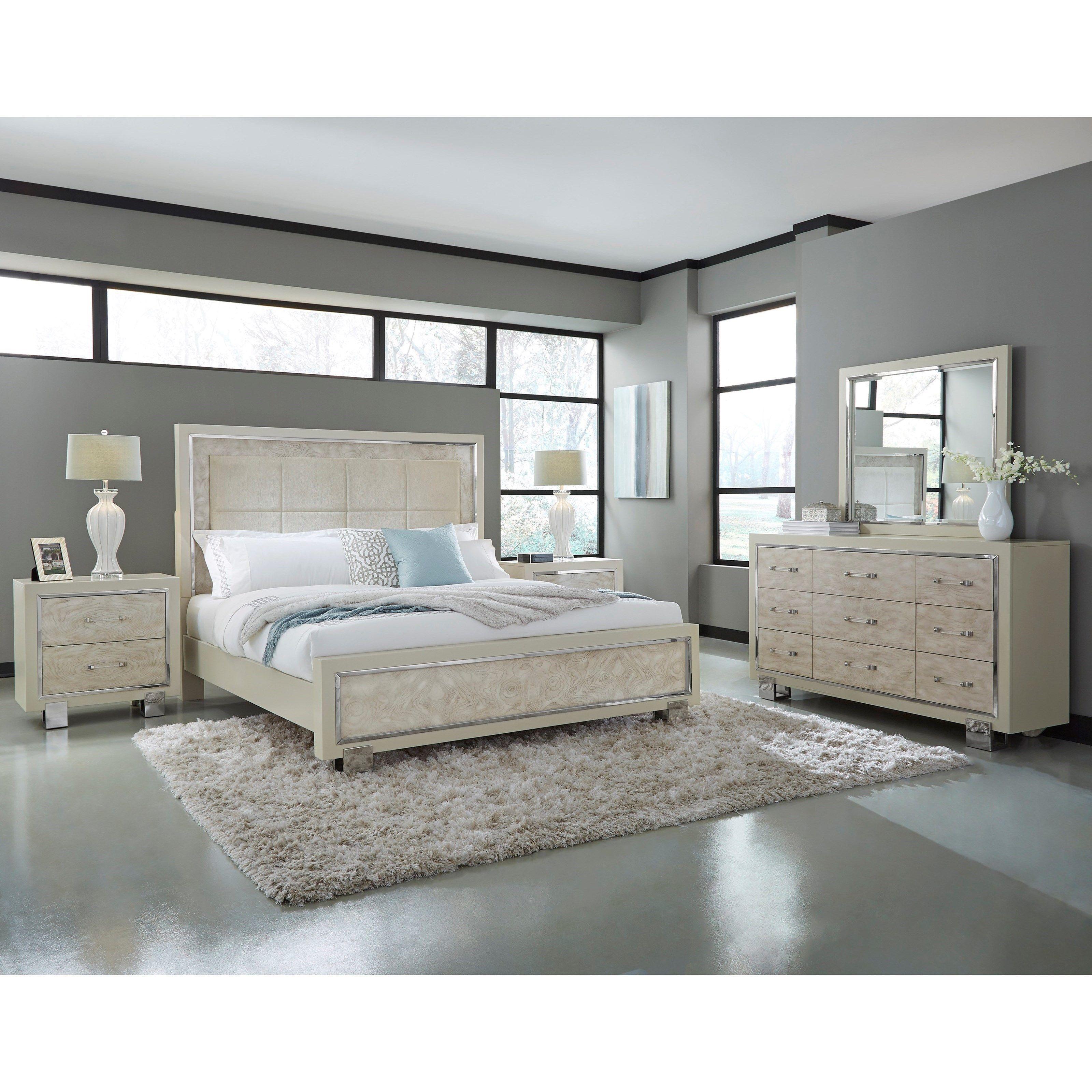 Cydney Queen Bedroom Group by Pulaski Furniture Bedroom