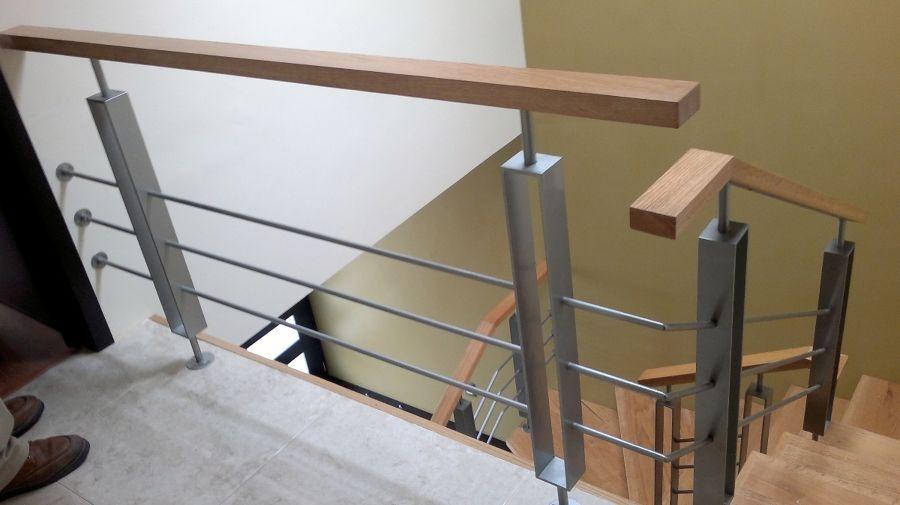 Ideas para decorar tu hogar en habitissimo home espacios - Pasamanos de madera modernos ...