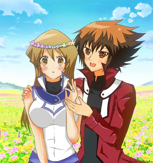 Pin By Raenesha Clifton On Jaden Yuki Judai X Alexis Rhodes Asuka Romantic Anime Anime Yugioh