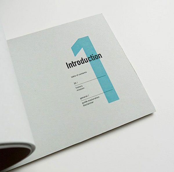 60 Stunning Pieces Of Editorial Design | Book design layout ...
