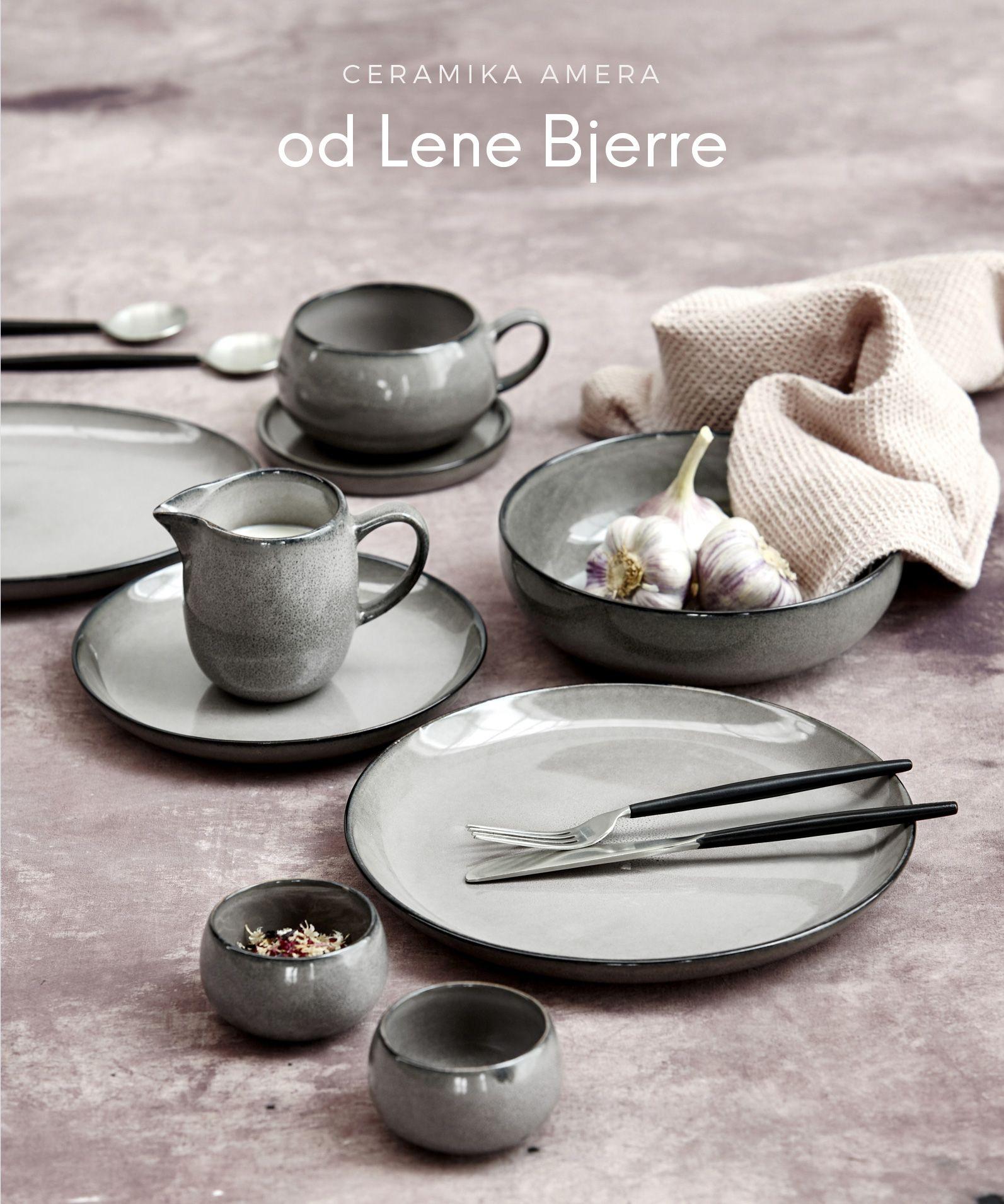 Ceramika Od Lene Bjerre Filiżanka Lene Bjerre Denmark