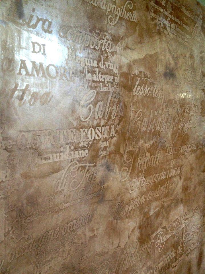 Dmitry Igoninas Venetian plaster