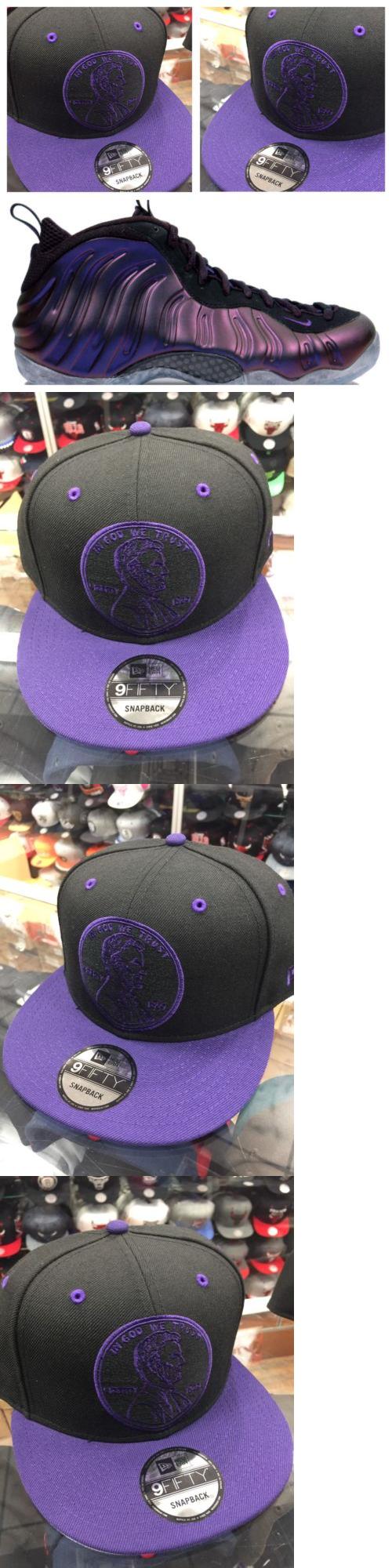 on sale c89ea df692 Hats 52365  Penny Snapback To Match Eggplant Foamposite -  BUY IT NOW ONLY    33.99 on eBay!