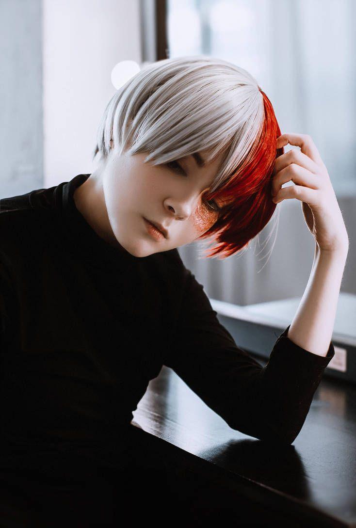 Todoroki Shoto. by alutarion | Todoroki cosplay, Epic ...