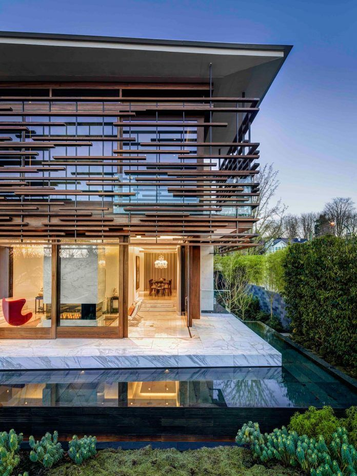 W38th Residence, a synthesis of West-coast and Eastern modernism by ...