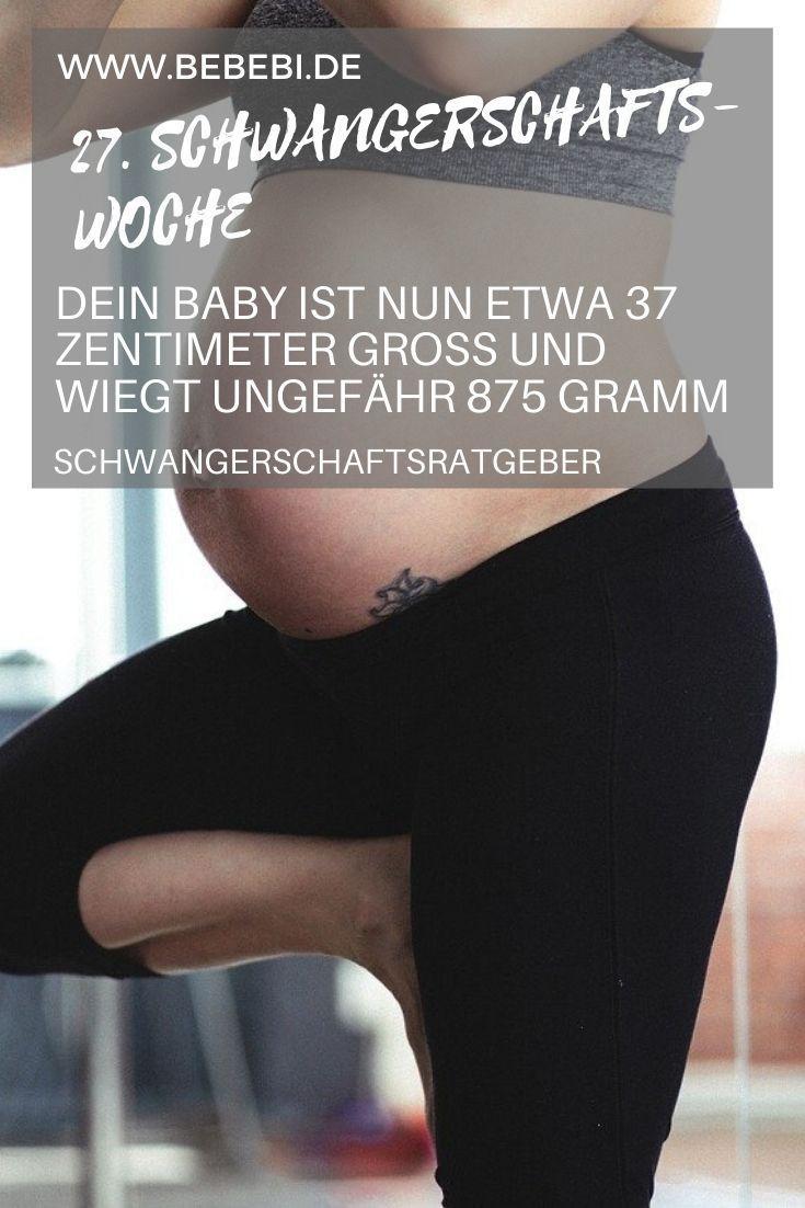 Pin auf Schwangerschaftswochen
