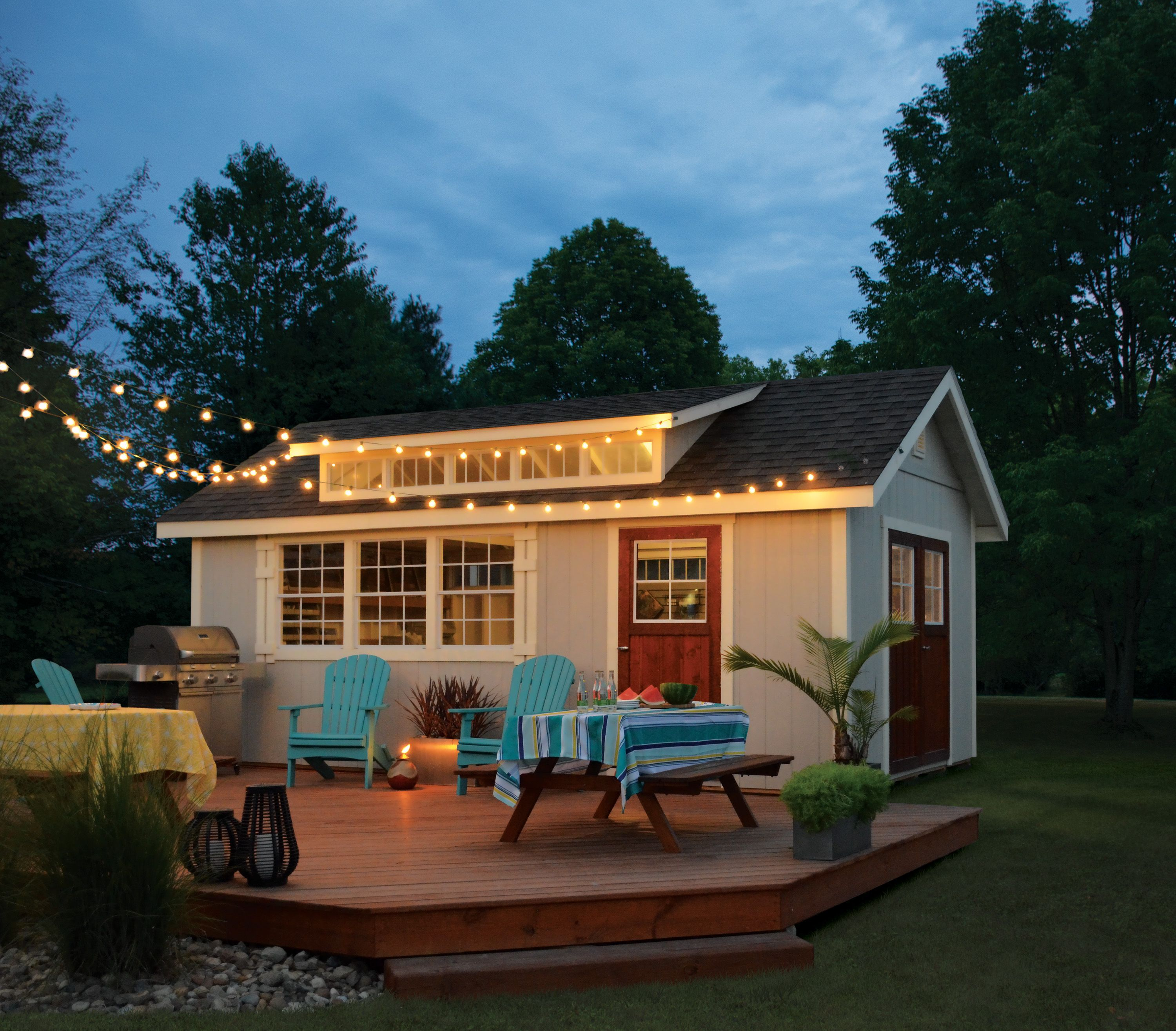 Design Ideas 8 Sheds You Ll Love Guest House Shed Backyard Sheds Outdoor Buildings Guest house in backyard ideas