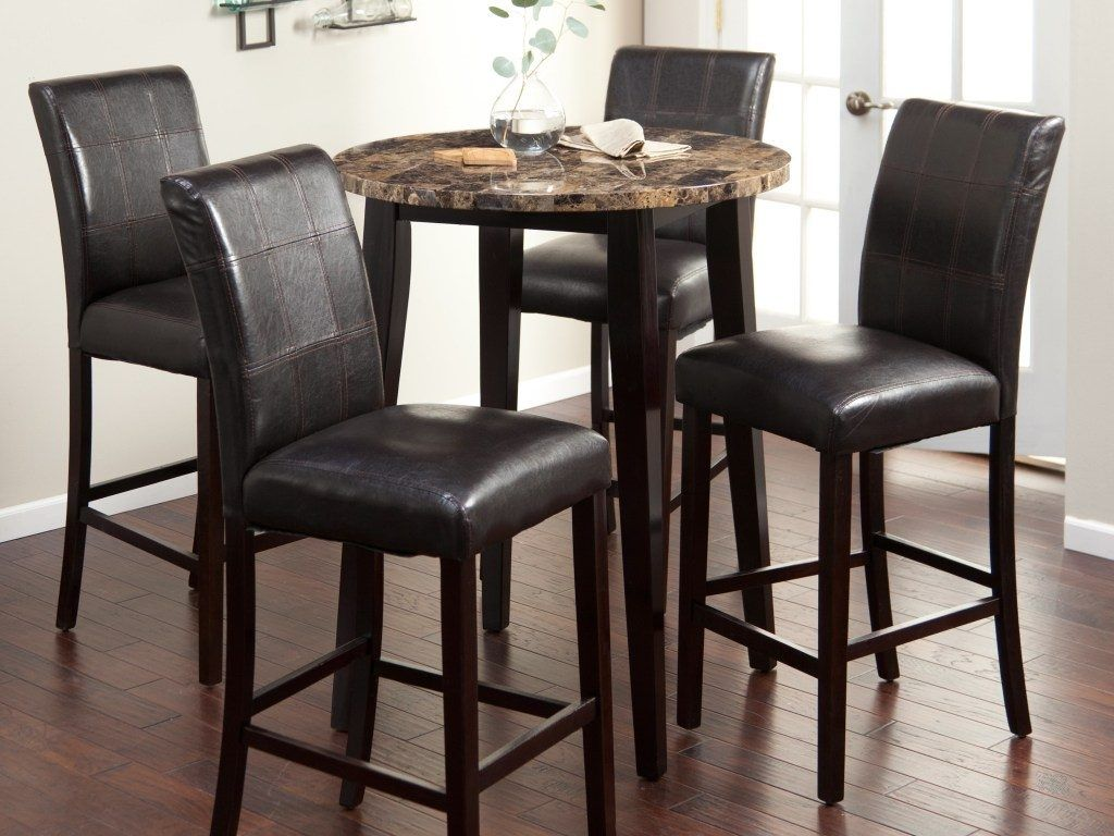 Choosing The Appropriate Bar Height Dining Table Set Pub Table
