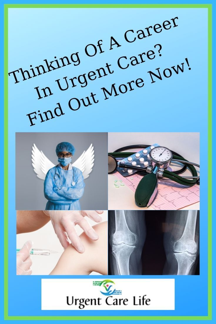 Home with images urgent care medical careers care