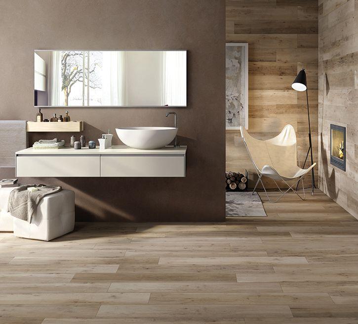 Cerdomus Mowa für ein natürliches warmes Badezimmer in einer ...