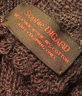 Sophie Digard Wool Scarf in Clothing, Shoes & Accessories, Women's Accessories, Scarves & Wraps   eBay