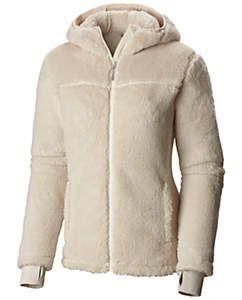 Columbia women's polar yeti jacket