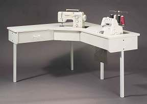 Roberts Sewing Cabinet 699 Sew And Serge Corner Table I Need