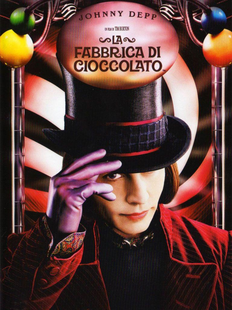 Buongiorno Stelle del Cielo! La Terra vi saluta - Willy Wonka - La fabbrica di cioccolato