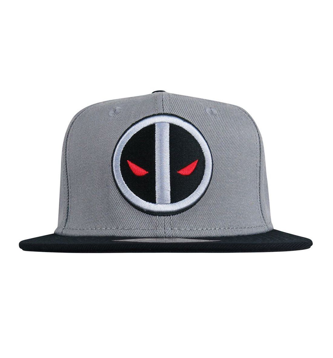 Deadpool X Force Symbol Snapback Hat Deadpool Snapback And Symbols